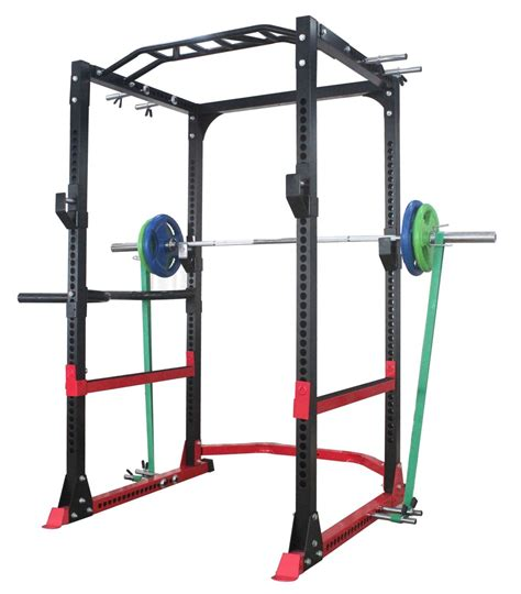 Affordable Power Rack by Power Rack Multi Chin Up Safety Bars Dip Handles Trojan