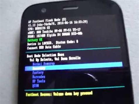 reset android kitkat motorola moto g android kitkat 4 4 4 no hard reset otg
