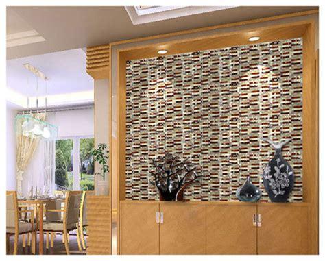 arched shaped metal glass mosaic tile backsplash mosaic