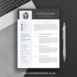 creative resume template the resume professional