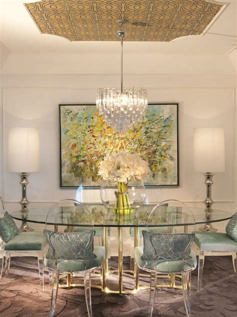 hollywood regency dining room decorating style series hollywood regency my love of style my love of style