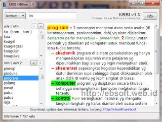 Definisi Programmer kamus bahasa indonesia gratis komputernovandut