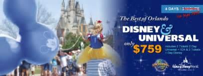 World Discount Discount Orlando Tickets Disney World Vacation Universal