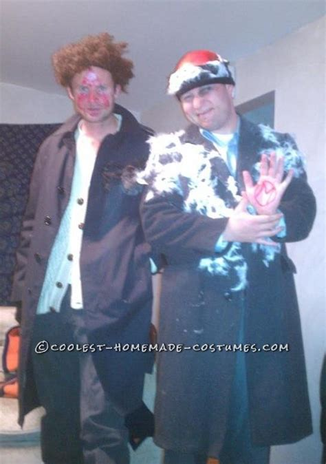 Dress Marv original costume idea bandits from home alone