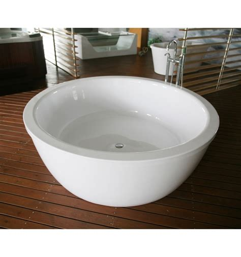Kalantos Round Bathtub Designer Bathroom Designer Tub