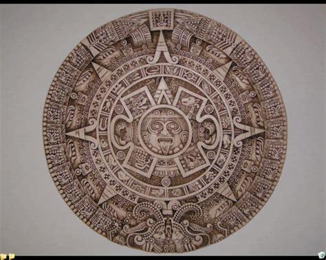 Aztec Calendar Aztec Calendar Wallpapers Wallpaper Cave