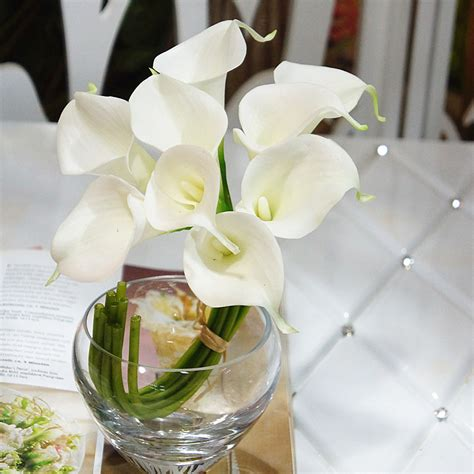 Popular Calla Lily Centerpiece Buy Cheap Calla Lily Calla Lilies Centerpieces