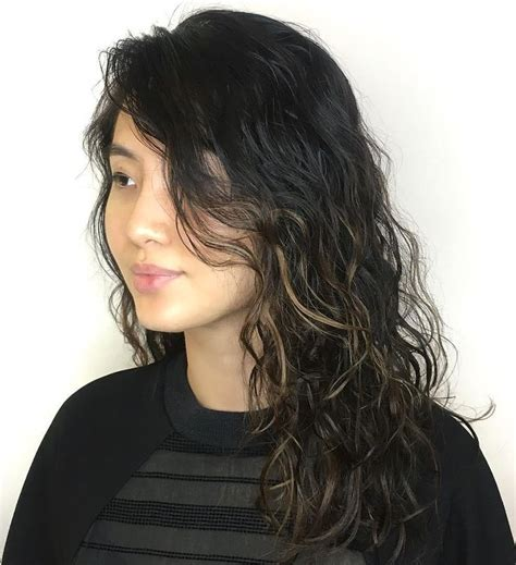 big chin with perm 55 best curly hair chin length images on pinterest