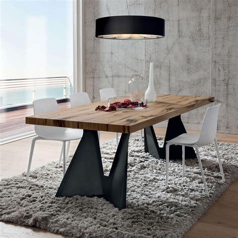 tavolo pranzo design tavolo da pranzo con gambe di design jeor arredaclick