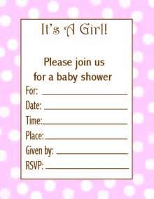 blank baby shower invitations eysachsephoto