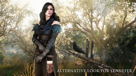 witcher 3 yennefer alternate look pc the witcher 3 wild hunt cd projekt red p 225 gina 53
