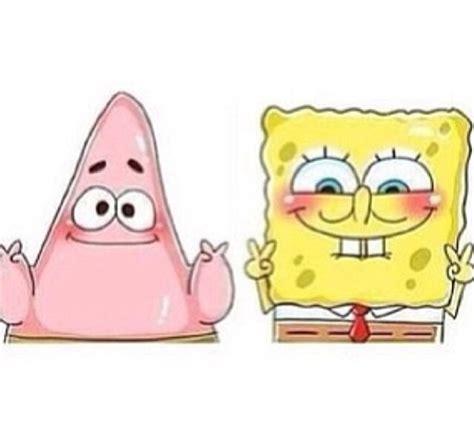 spongebob wallpaper just cute things patrick and spongebob cute drawings pinterest
