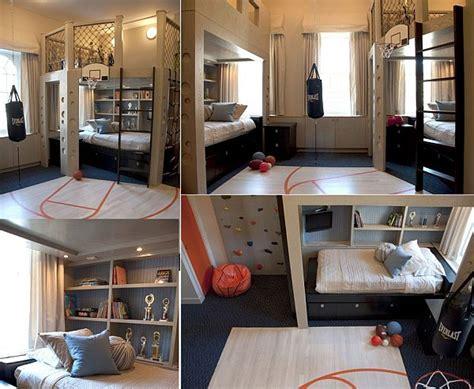 Shared Bedroom Ideas For Girls 10 incre 237 bles ideas para el dise 241 o de una sala de juegos