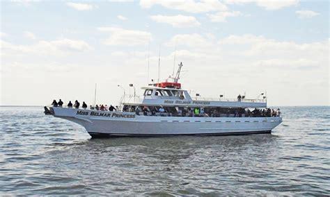 boat rentals deal nj miss belmar princess in belmar nj groupon