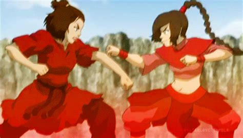 Ty lee Zuko And Mai Gif