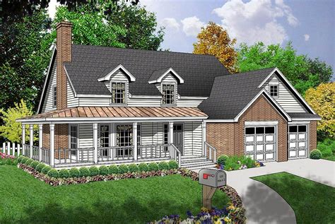 charming house plans charming country design 74052rd architectural designs