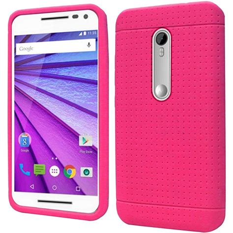 moto g rugged for motorola moto g 3rd 2015 rugged thick silicone grip soft skin cover
