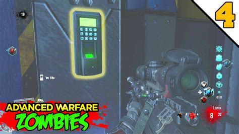 exo zombies carrier easter egg exo zombies quot carrier quot easter egg tutorial infected timer