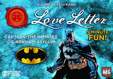 Letter Boxed Edition Feb152674 Letter Batman Boxed Edition Previews World