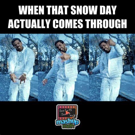Teacher Snow Day Meme