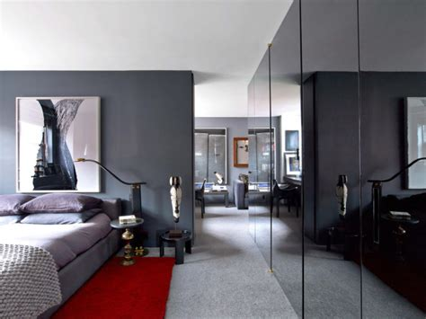 nyc apartment inspired  tom ford  halston