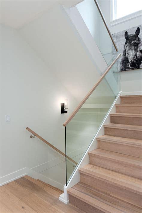 Glass Staircase Design Scandinavian Glass Staircase Design