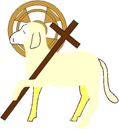 imagenes de jesus con un cordero dibujos