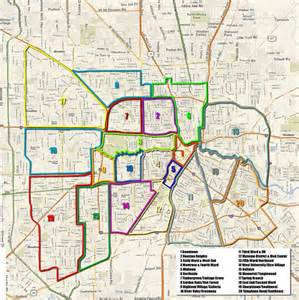 houston map and surrounding areas 25 best images about maps houston surrounding