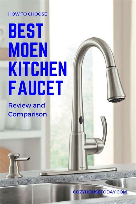 kitchen water faucet 2018 best moen kitchen faucet may 2018 buying guide