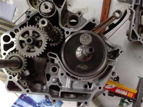 11241b09g00n001 Gasket Cylinder Bore Blok Piston Smash 110 Ori lc135 racing parts motomalaya