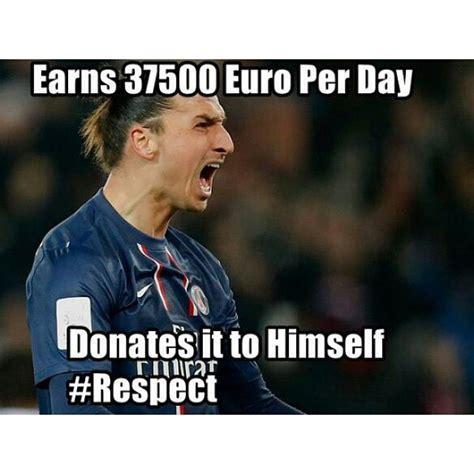 Zlatan Memes - zlatan footyjokes meme daretozlatan footbalmeme nike
