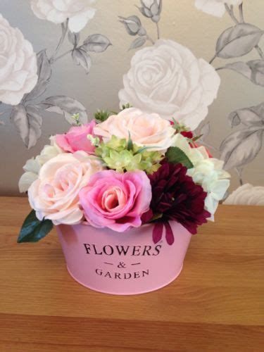 Artificial Shabby Roses 12 best flower arrangements images on flower