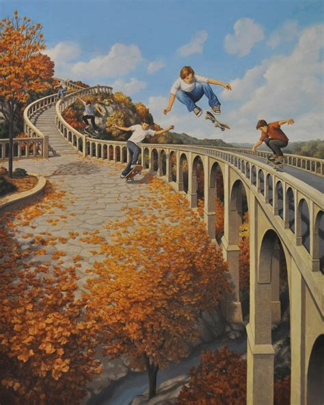 the art of robert the riddles magic realism of rob gonsalves