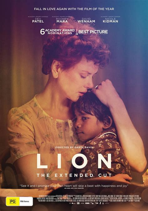 lion film pictures lion 2016 poster 1 trailer addict