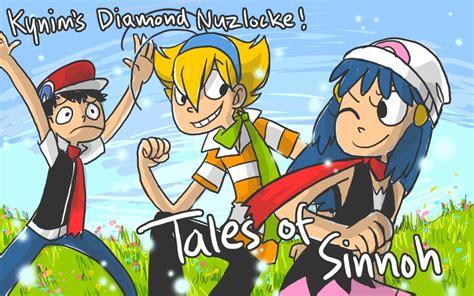 nuzlocke challenges nuzlocke cover by ky nim on deviantart