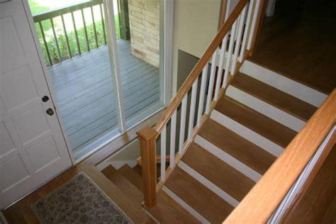 Stair Treads Hardwood Flooring   Flooring Ideas
