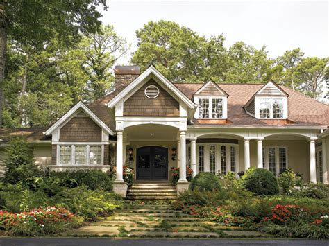 Cape Cod Lamps by Nancy Creek Ranch Conversion Traditional Exterior