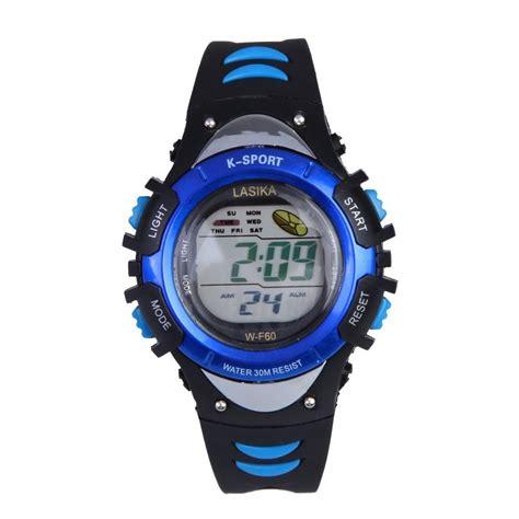 lasika children swimming sports digital wrist w f60