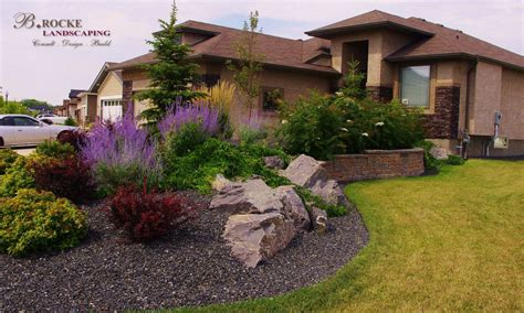Black Rock Gardens Annuals And Perennials B Rocke Landscaping