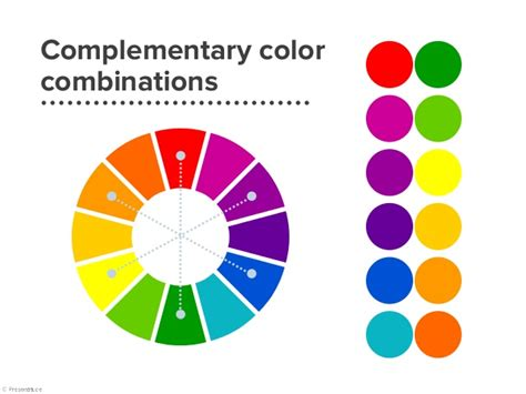 color scheme exles complementary colors exles