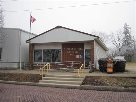 sibley illinois post office post office freak