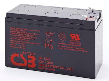 Gpower Ups Battery 7 2ah 10001 battery csb battery 12v 7 2ah aki csb jual fiber
