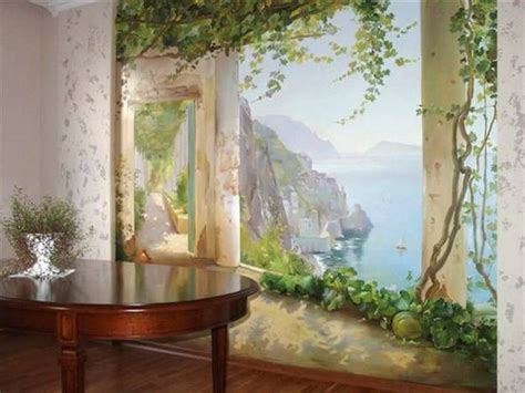 mural wall painting ideas 1000 ideas about painted wall murals on wall