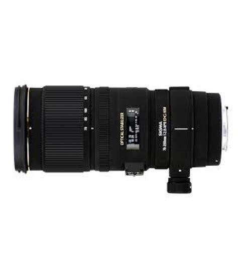 Lensa Sigma 70 200 F 2 8 sigma for nikon apo 70 200mm f 2 8 ex dg os hsm