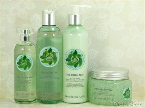Parfum Fuji Green Tea Shop the shop fuji green tea products review chantal s corner