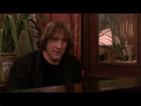 gerard depardieu film green card gerard depardieu plays piano and sings a poem in green