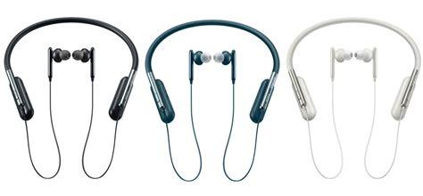 Samsung U Flex Price Samsung Introduces U Flex Wireless Headphones With Bixby Button