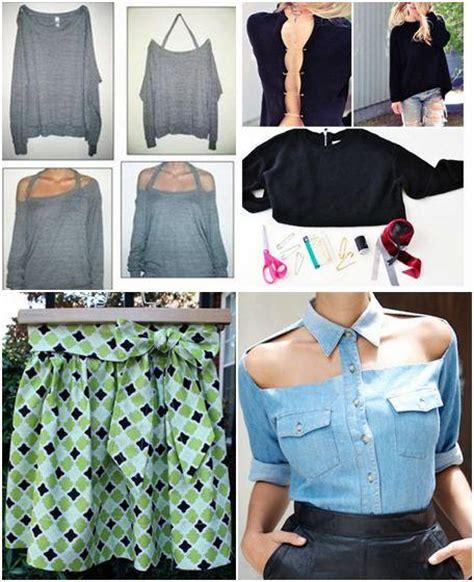 5 Fabulous Diy Fashion Ideas by 15 Cool Diy Ideas For Dress Make New Look