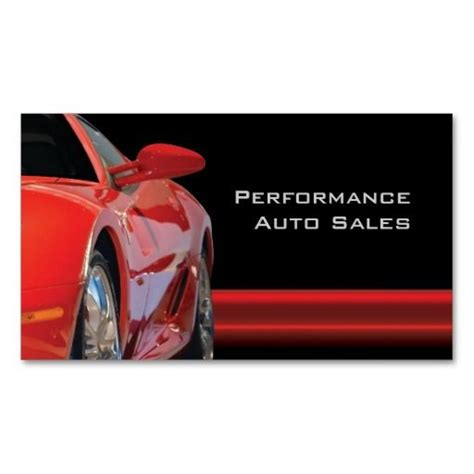 auto sales business cards templates 78 best images about auto detailing business cards on