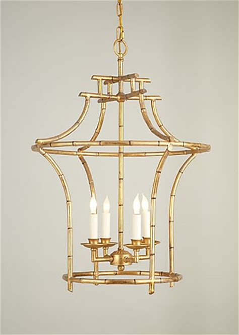 faux bamboo chandelier antique gold faux bamboo chandelier